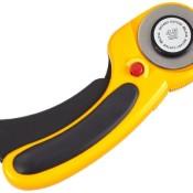 Stoffschneider / Rollschneider Comfort 45 mm