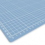 Schneidematte 45 x 60 cm, selbstheilend transparent