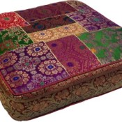 Orientalisches eckiges Patchwork
