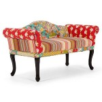 Patchwork Sofa Cholet