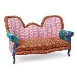 Patchwork Sofa Puna