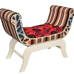 Landhaus Patchwork Sofa